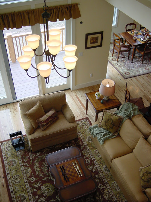 Boulder Ridge Living Room