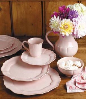 Home Life- Casafina table setting