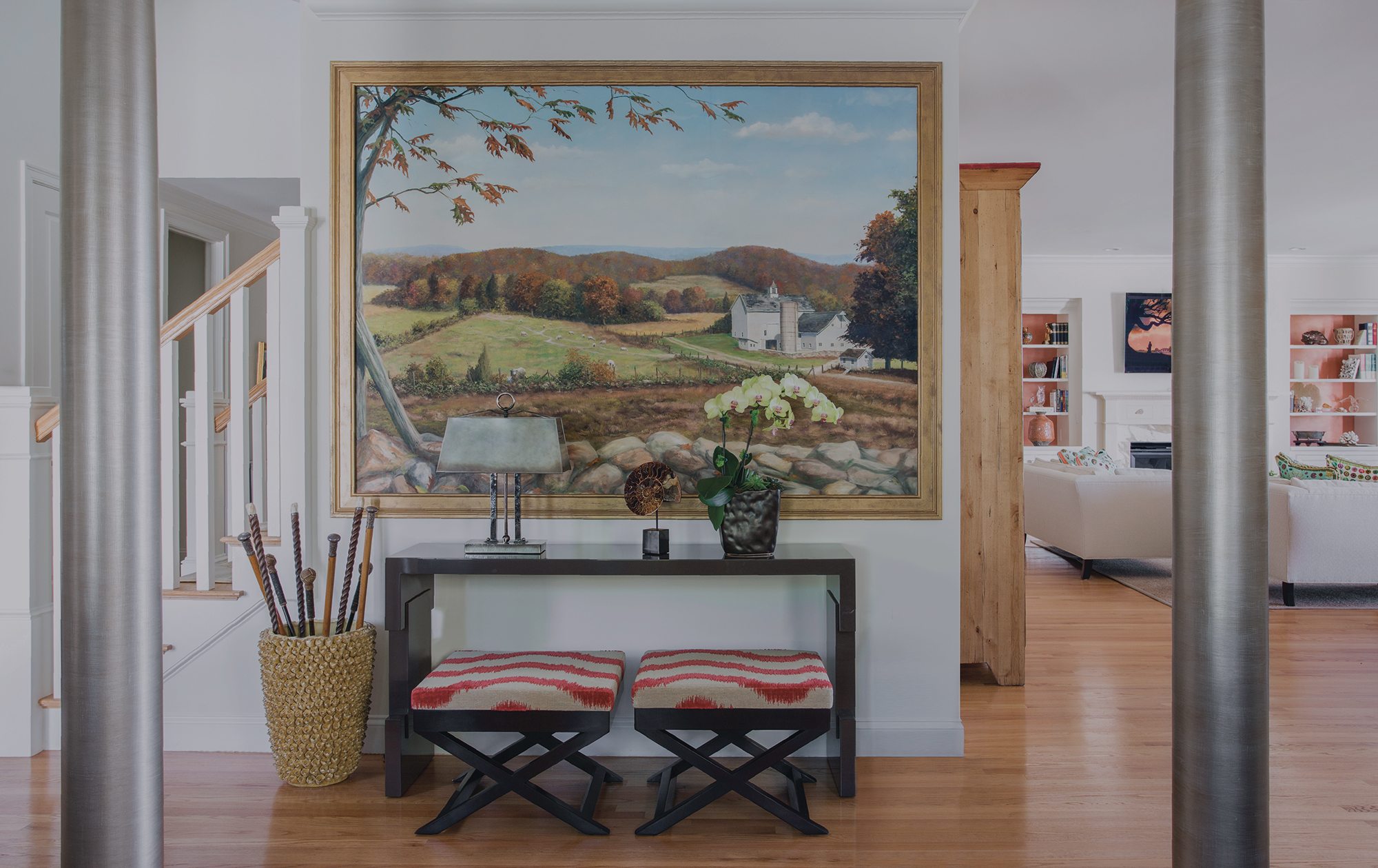 Home Life By Rose Ann Humphrey Interior Design Firm In Boston