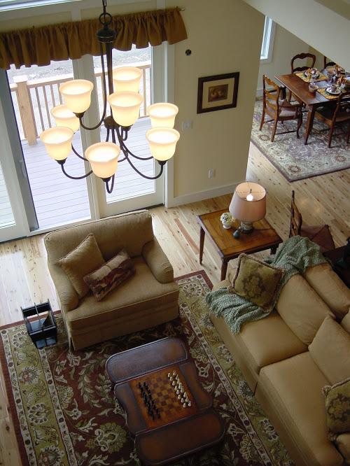 Boulder Ridge Living Room
