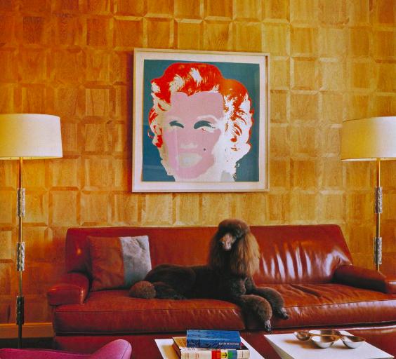 Wallcovering Interior Designer Boston